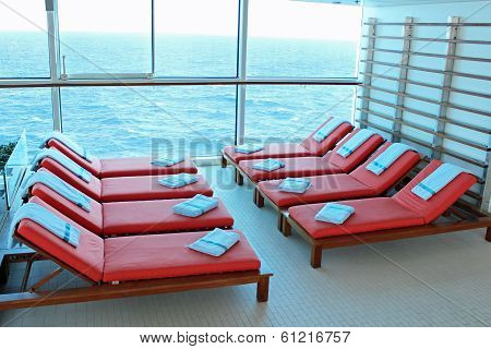 Solarium Lounge Chairs