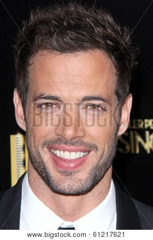 LOS ANGELES - MAR 10:  William Levy at the
