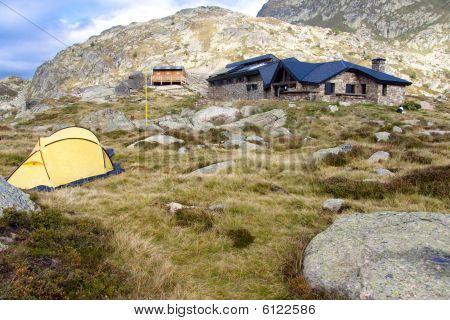 Jucla Refuge, Andorra