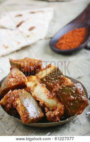 Sliced  Pickle - An Indian  Pickle