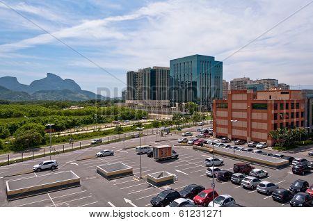 Rio de Janeiro Business District