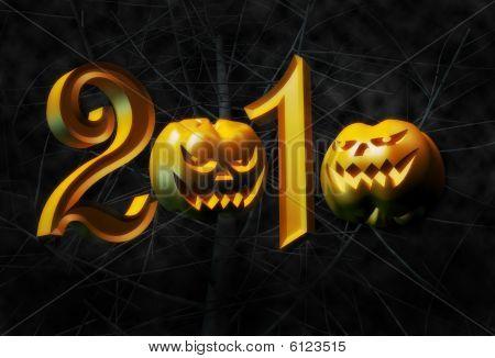 Año 2010 Halloween