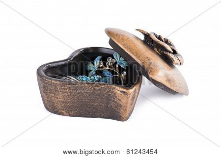 Box With Brooches