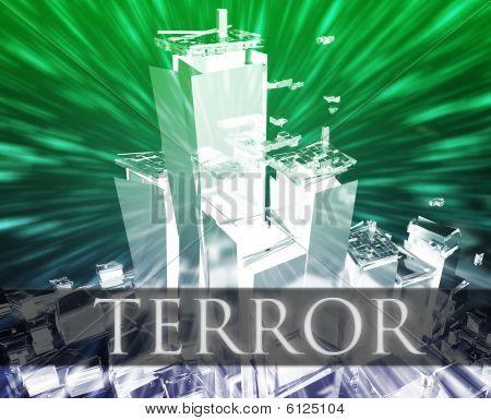 Terror Terrorismus
