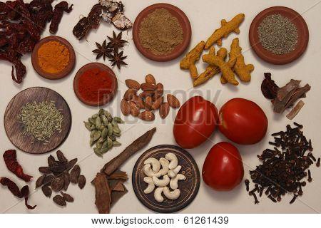 Food Ingredient mixture