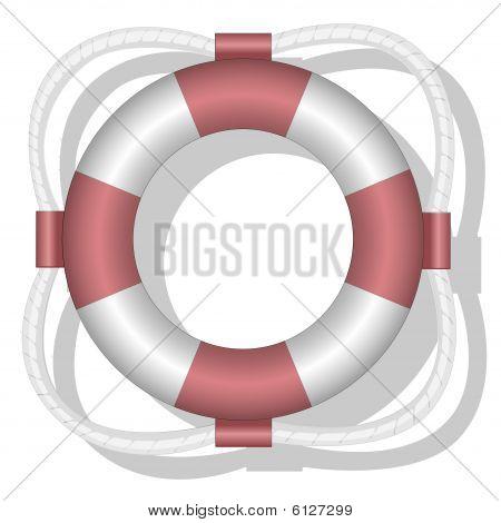 Life buoy-SOS