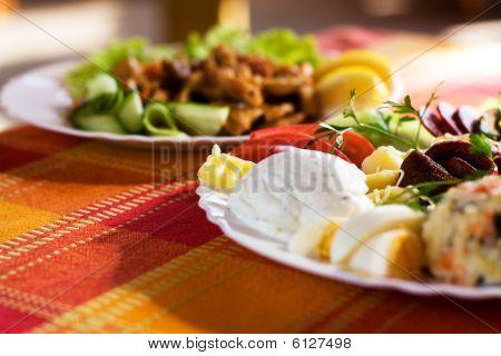 Gourmet-Essen