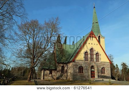 Humppila Church, Finland