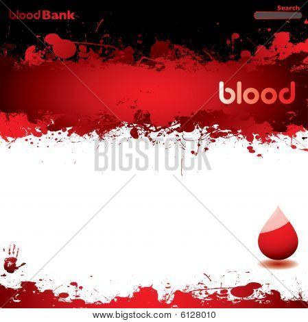 Blood Web White