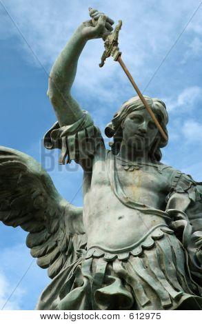 Statue Of St. Michael