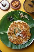picture of carrot  - Carrot Dosa is made from grated carrot - JPG