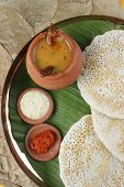 picture of ghee  - Set Dosa is a  - JPG