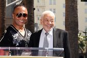 LOS ANGELES - MAR 6:  Bill Withers, Ray Parker Jr at the Ray Parker Jr Hollywood Walk of Fame Star C