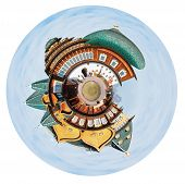 pic of romanov  - little planet  - JPG