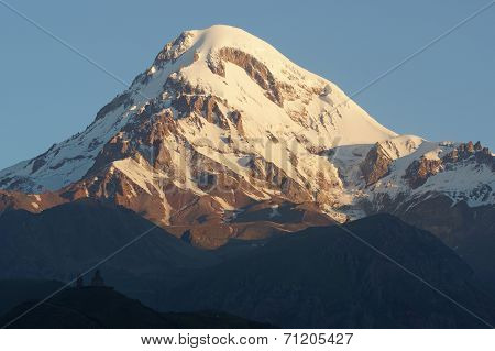 Mount Kazbek, Georgia, Europe