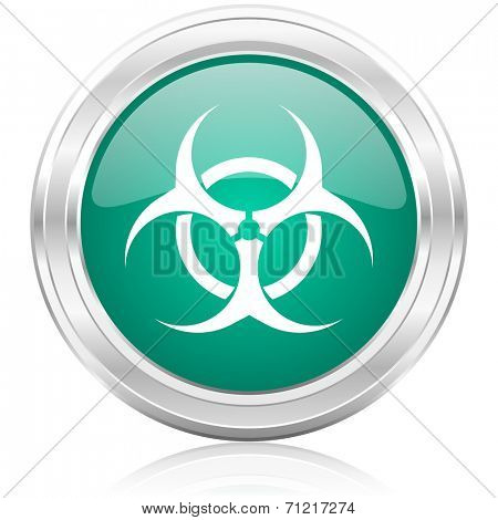 biohazard internet icon
