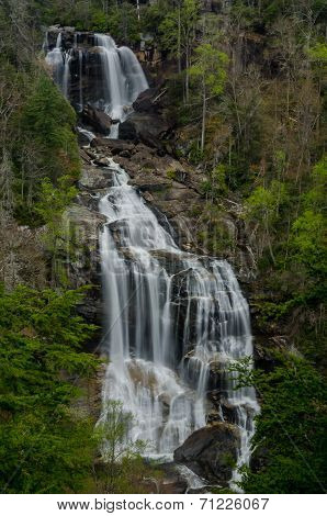 Upper Whitewater Falls In South Carolina