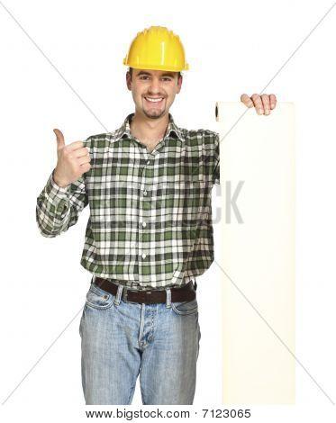Handyman Show Bill