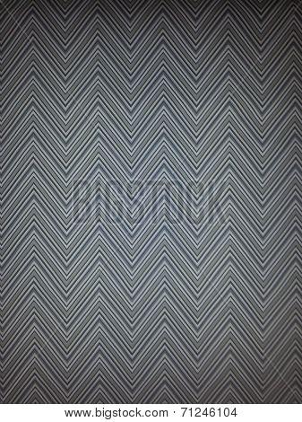 Chevron Gray Lines