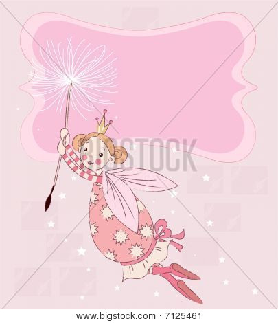 Princess card