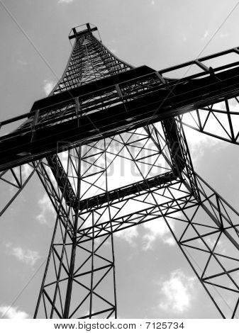 Steel Tower Construction