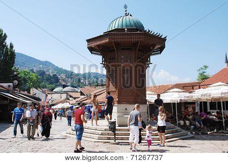 Bascarsija Square