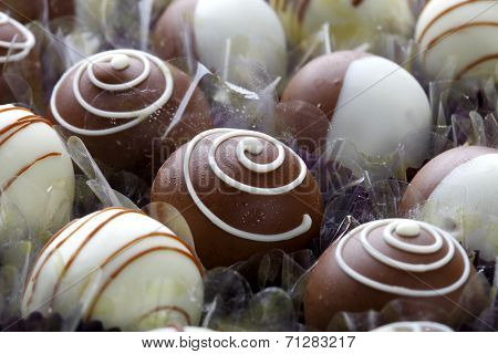 Bonbon chocolate