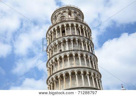 Tower Of Pisa. Torre Pendente