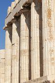 stock photo of parthenon  - Acropolis of Athens - JPG