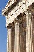 foto of parthenon  - Acropolis of Athens - JPG