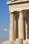 pic of parthenon  - Acropolis of Athens - JPG