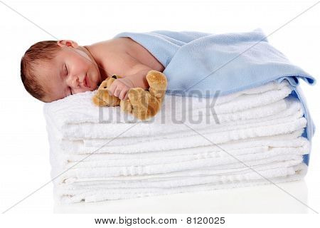 Peaceful Newborn