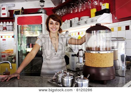 Small Business: Proud Owner Or Waitress