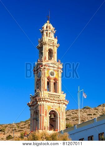 Panormitis Symi Greece