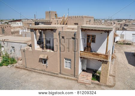 House In Uzbekistan