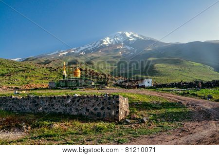 Damavand In Iran