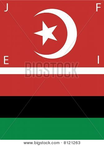American Black Nationalist Flags