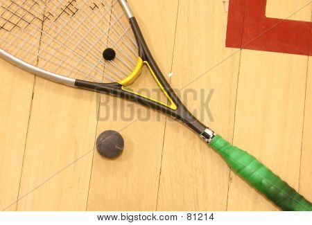 Squash Raquet