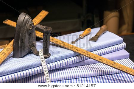 Tailor's Scene