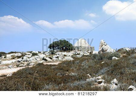 Mausoleum Of Sheikh On Mount Kabir, Samaria