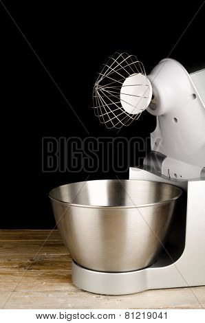 Whisk On Food Processor