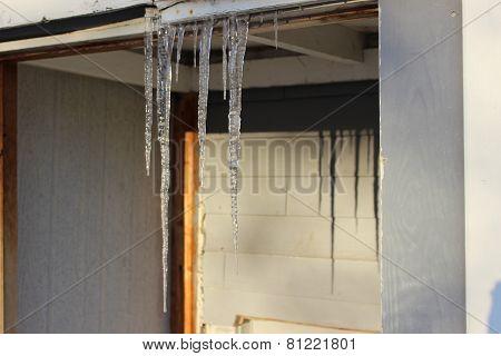 Doorway Icicles