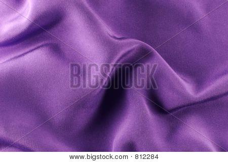 Purple silk small