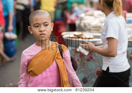 Faces of Myanmar