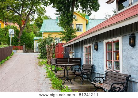 Sigtuna Town. Sweden
