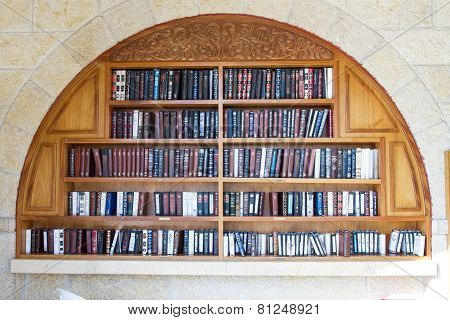 Books In The Synagogue .