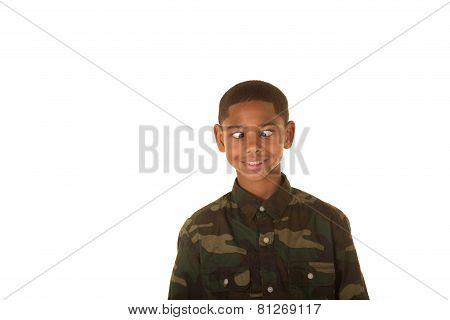 Young tween
