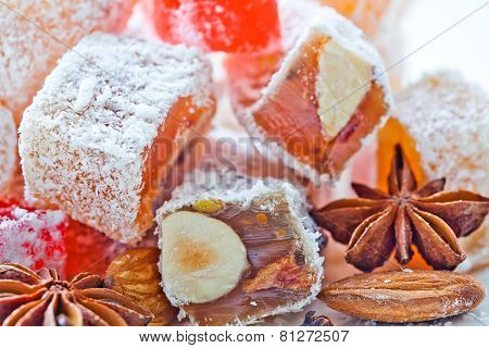 Turkish Delight Lokum