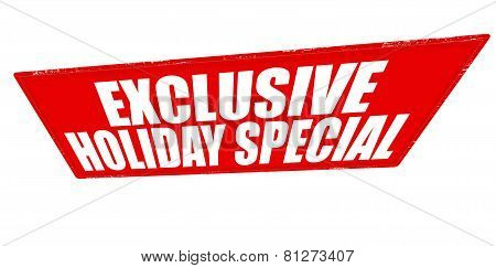 Exclusive Holiday Special