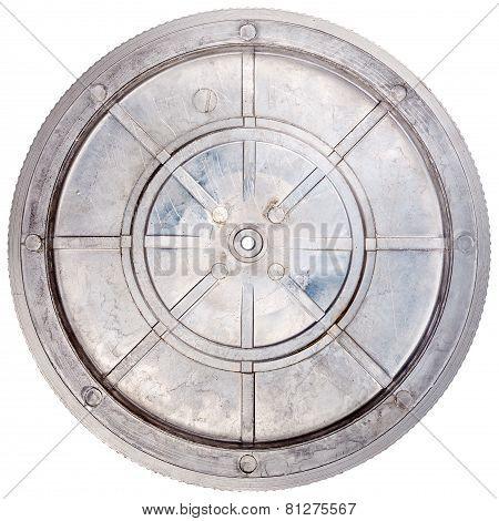 Vintage Turntable Platter